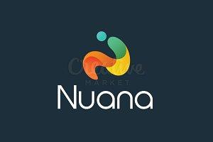 N Color Logo