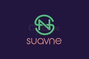 S N Logo