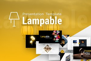 Lampable - Creative Template