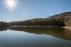 Lake Montseny