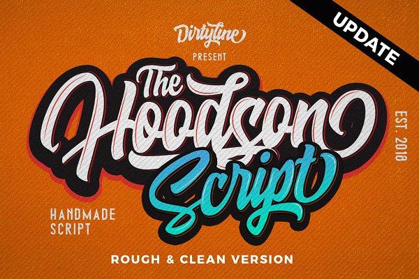 Hoodson Script + Extras ⚡️
