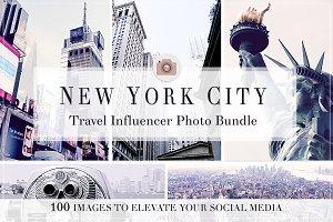 NYC Influencer Bundle [100 Photos!]
