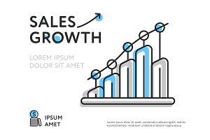 Creative design for sales representation