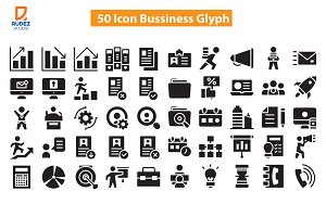 Bussiness Glyph