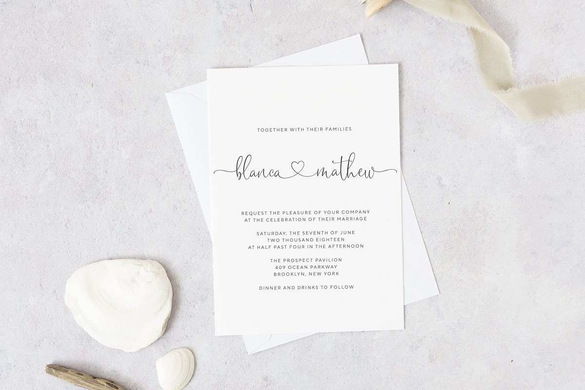 Sophia Ronald // Lovely Script Font  in Script Fonts - product preview 9
