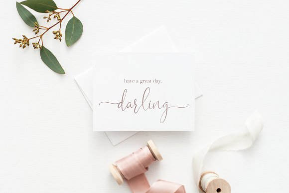 Sophia Ronald // Lovely Script Font in Script Fonts - product preview 18