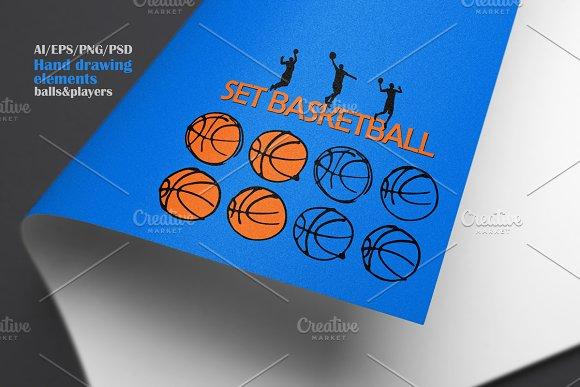 Set Basketball