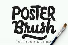 Poster Brush (-50% intro offer)