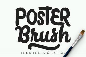 Poster Brush (-50% intro offer)