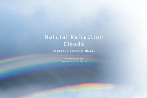 Natural Refraction: Clouds
