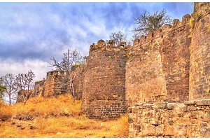 Devagiri Fort in Daulatabad - Maharashtra, India