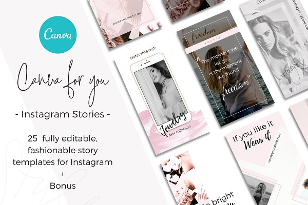 Instagram stories - Style shopping