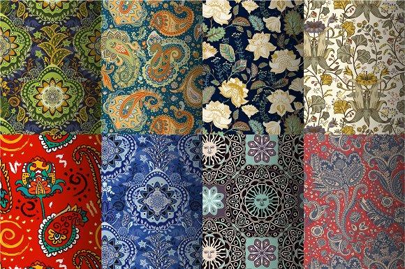 8 Patterns Bonus