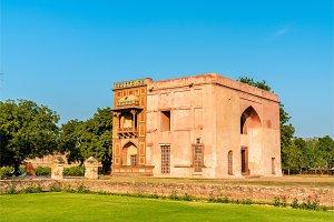 Kanch Mahal at Sikandra Fort in Agra - Uttar Pradesh, India