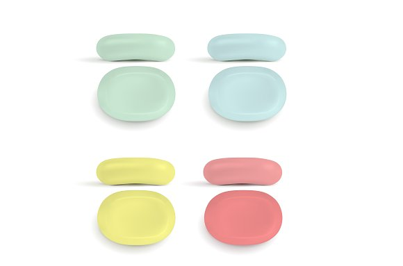 Vector Color Soap