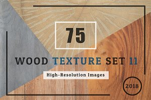 75 Wood Texture Background Set 11