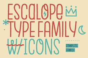 Escalope Complete Family