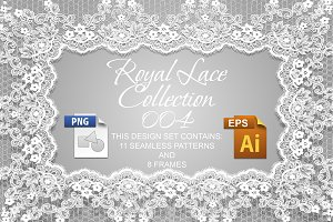 Royal Lace Collection 004