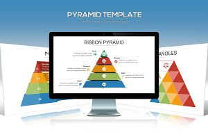 Pyramid Keynote Template