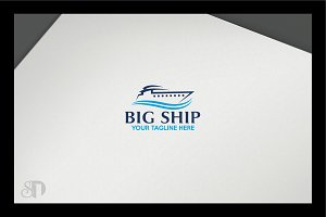 BIG SHIP LOGO