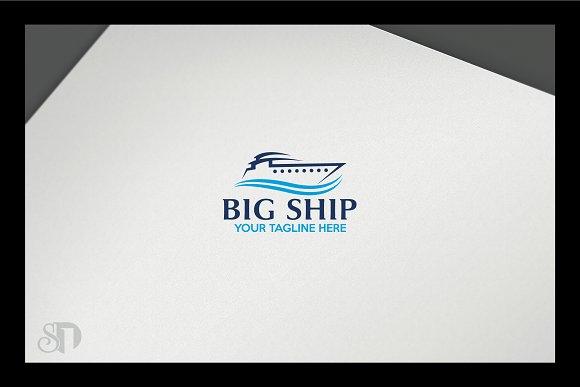 BIG SHIP LOGO