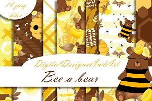Bee a bear papers