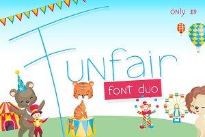Funfair Font