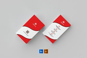 Business Card Template 40