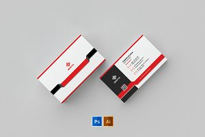 Business Card Template 42