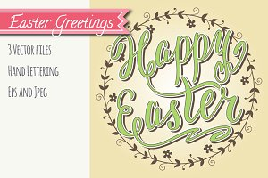 3 Easter Greetings