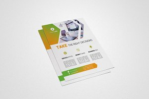 Business Flyer #030