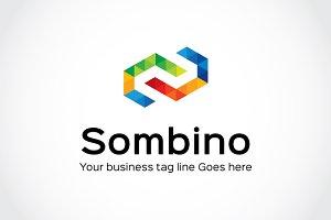 Sombino Logo Template