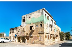 Old house in Al Qala village, Bahrain