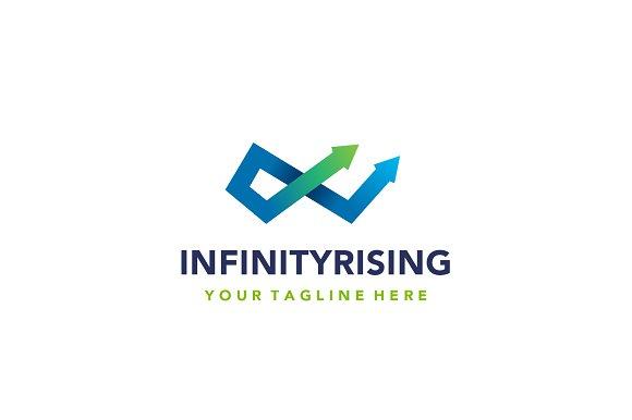 Infinity Rising Llogo