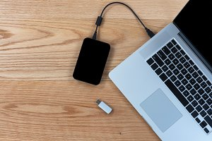 Data Storage Security on Desktop