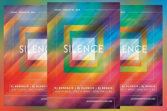 Silence Flyer