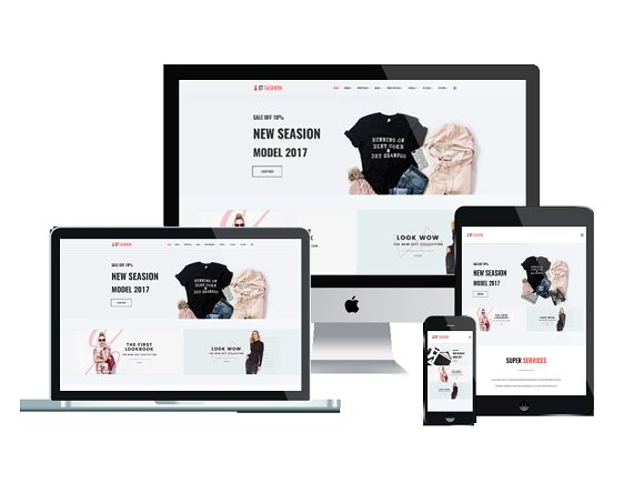 ET Fashion Fashion WordPress Theme