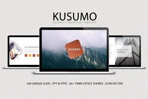 Kusumo Business Powerpoint