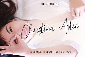 Christina  Allie