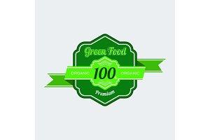 Freshness logo for farm market and store