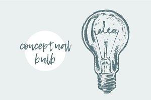 Conceptual bulb