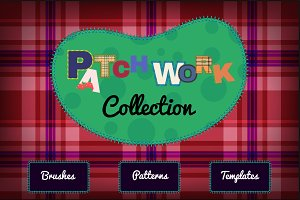 Patchwork collection