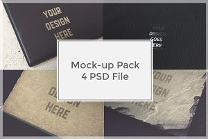Surface Mock-up Pack#2