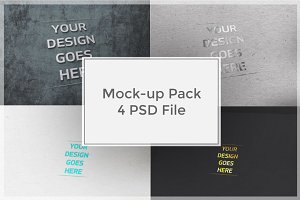 Surface Mock-up Pack#1