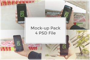 iPhone Mock-up Pack#7