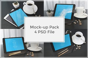 iPad Mock-up Pack#6