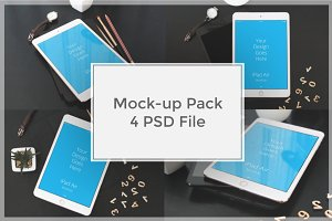 iPad Mock-up Pack#4