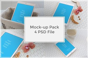 iPad Mock-up Pack#3