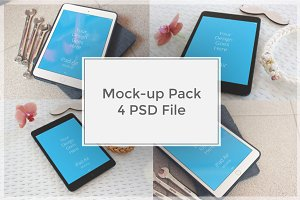 iPad Mock-up Pack#2