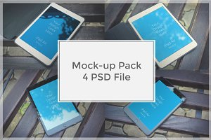 iPad Mock-up Pack#1